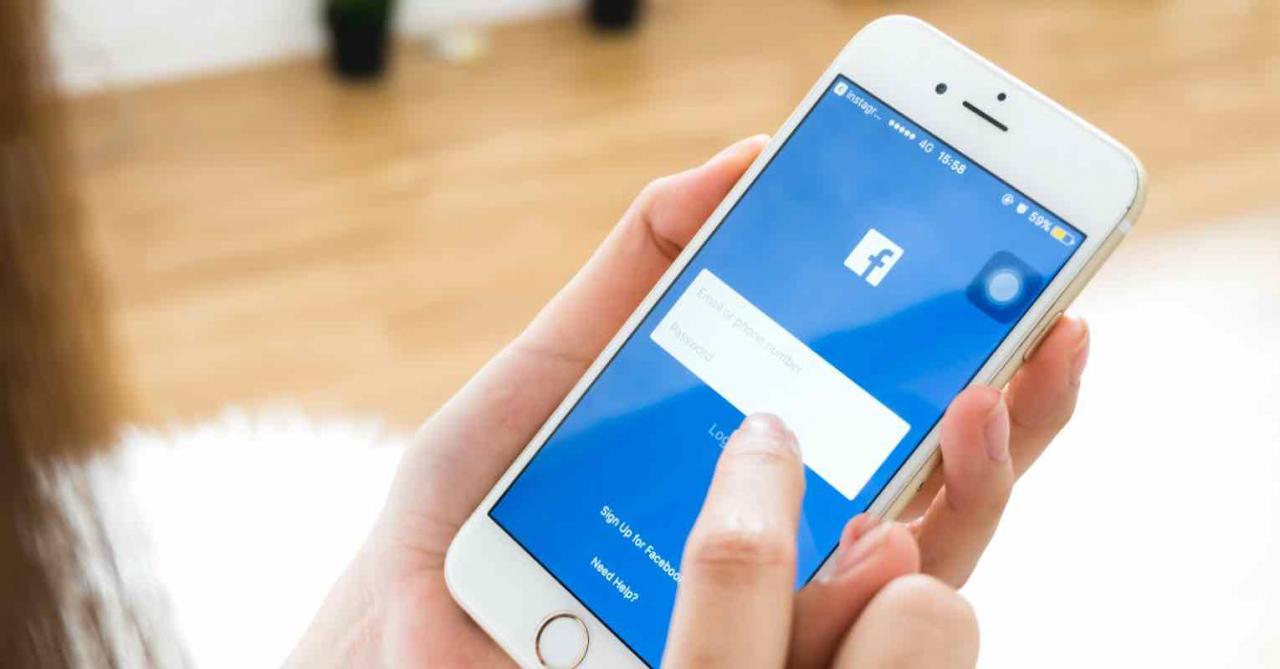 Đăng ký tài khoản Facebook