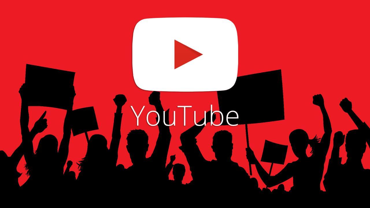 Tăng đề xuất cho YouTube