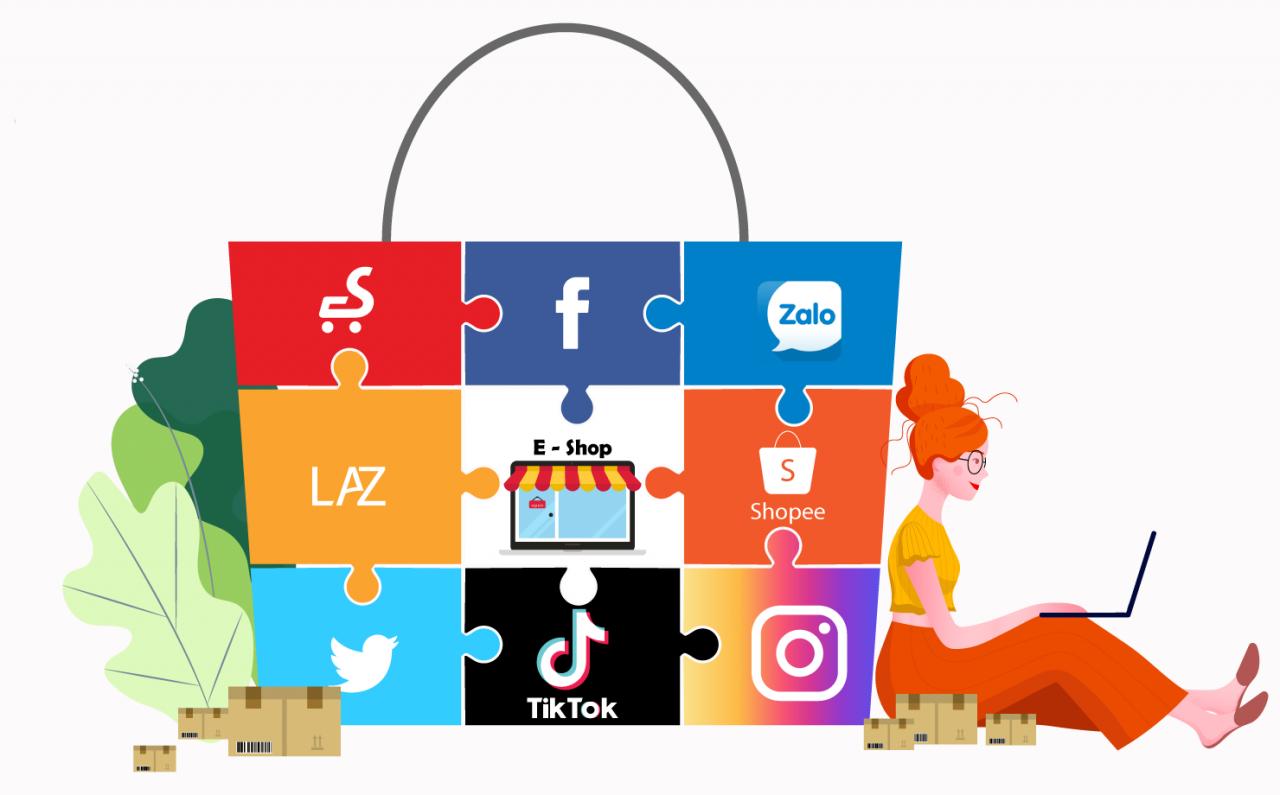 Kinh nghiệm bán hàng online