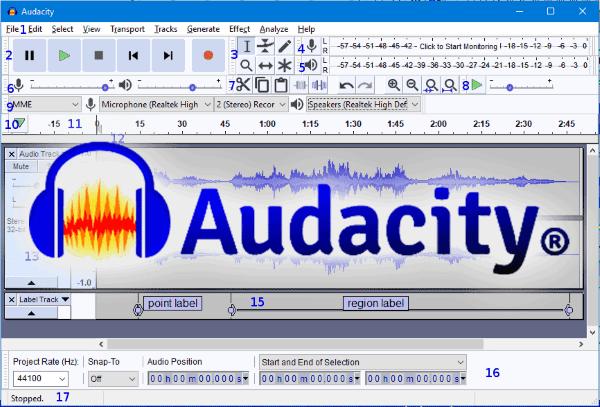 phần mềm chỉnh sửa âm thanh
