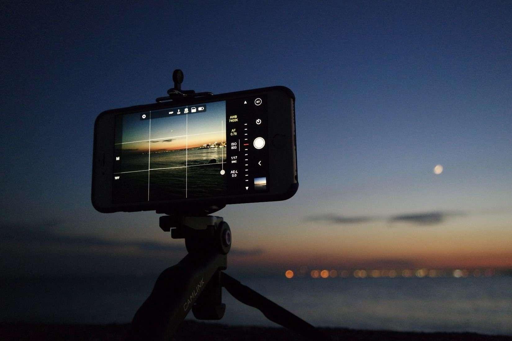 Kỹ thuật chụp ảnh bằng điện thoại